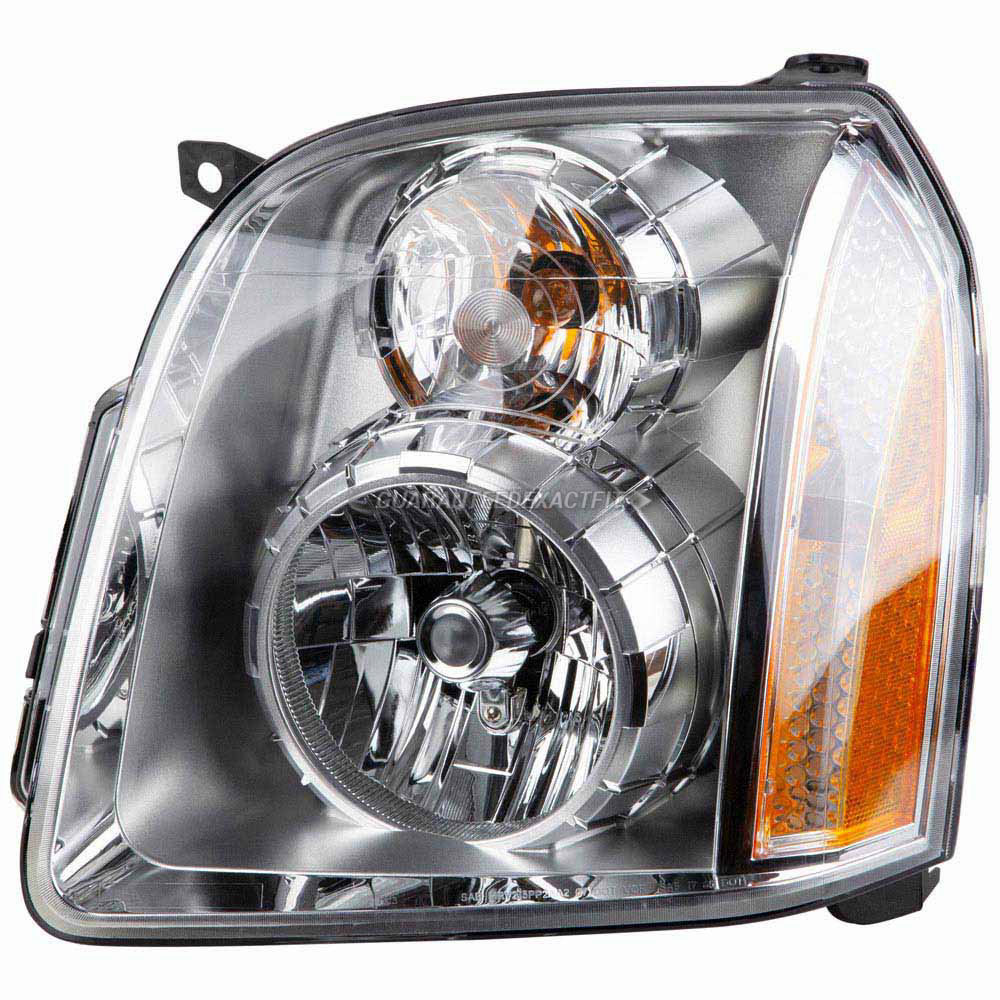 Left Side Headlight Assembly For GMC Yukon XL 1500 2500