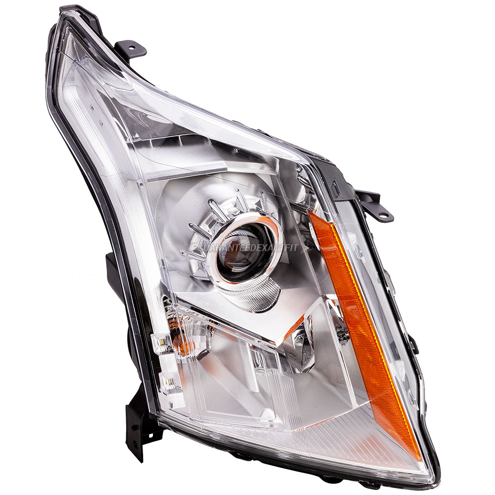 Cadillac SRX Headlight Assembly