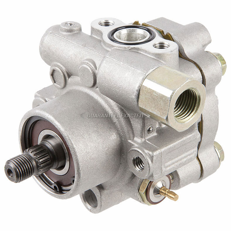 Nissan Frontier Power Steering Pump