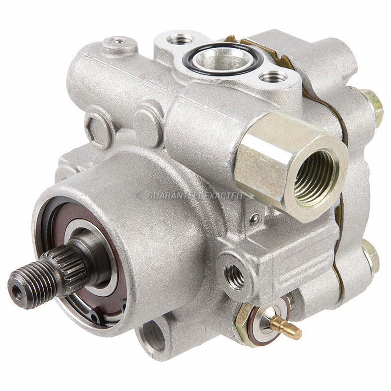 2001 xterra power steering pump