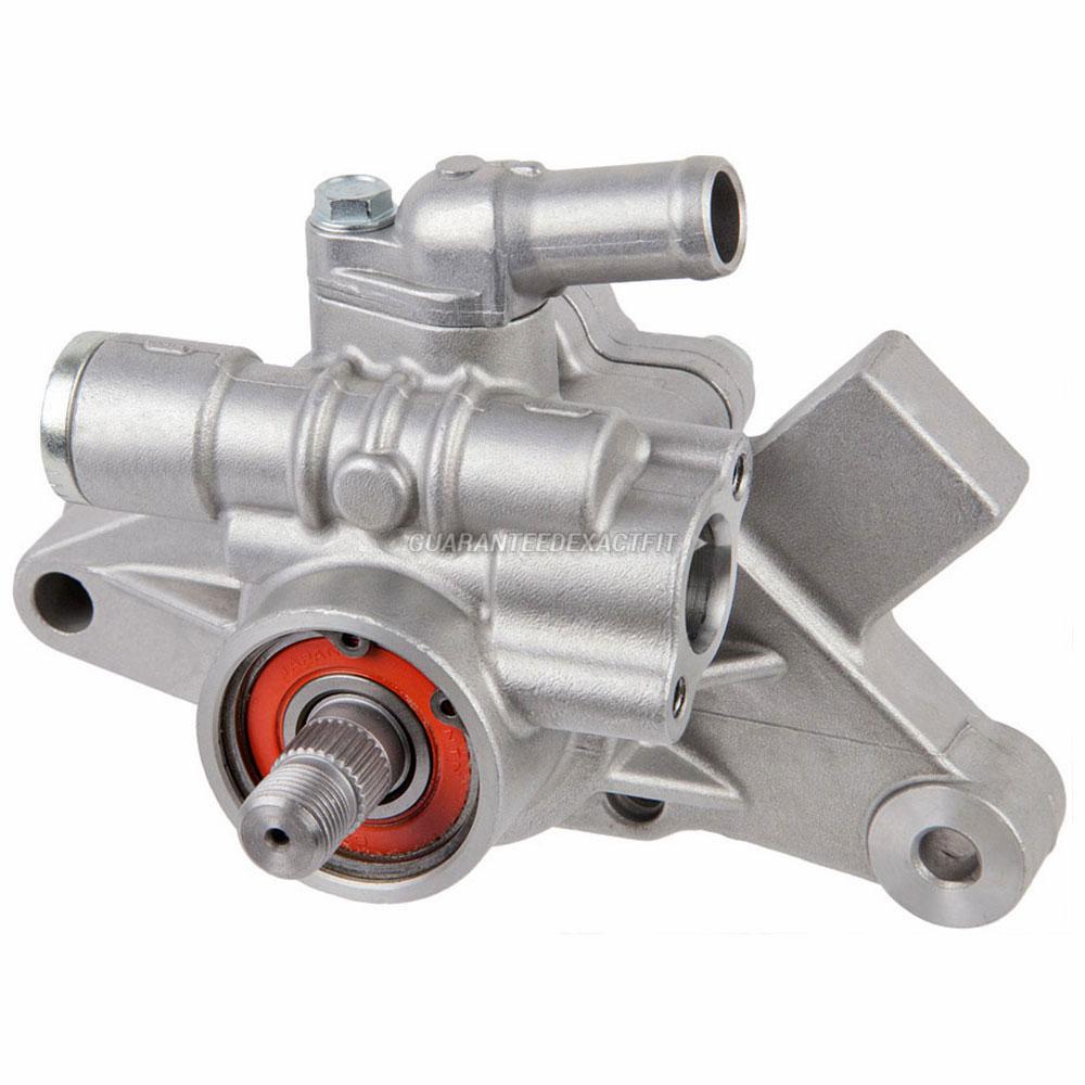 Honda Cr V Power Steering Pump Oem Aftermarket Replacement Parts 2001 Crv