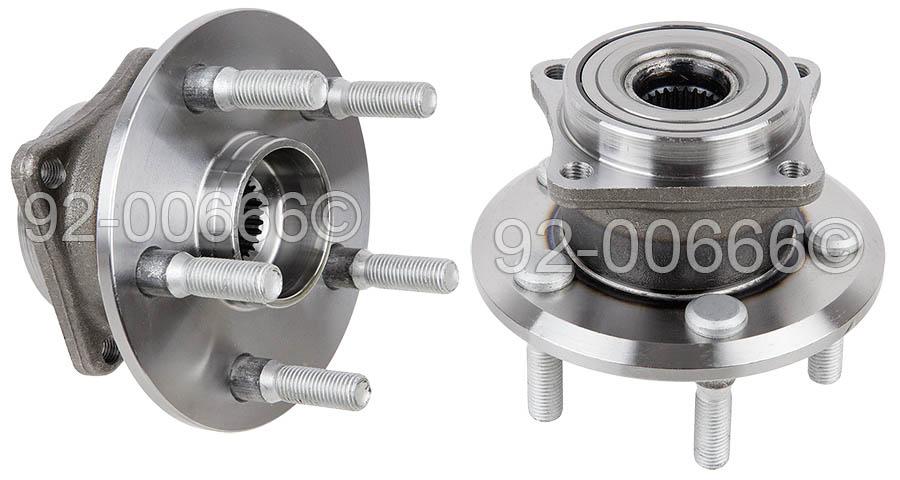 Toyota Matrix Wheel Hub Assembly