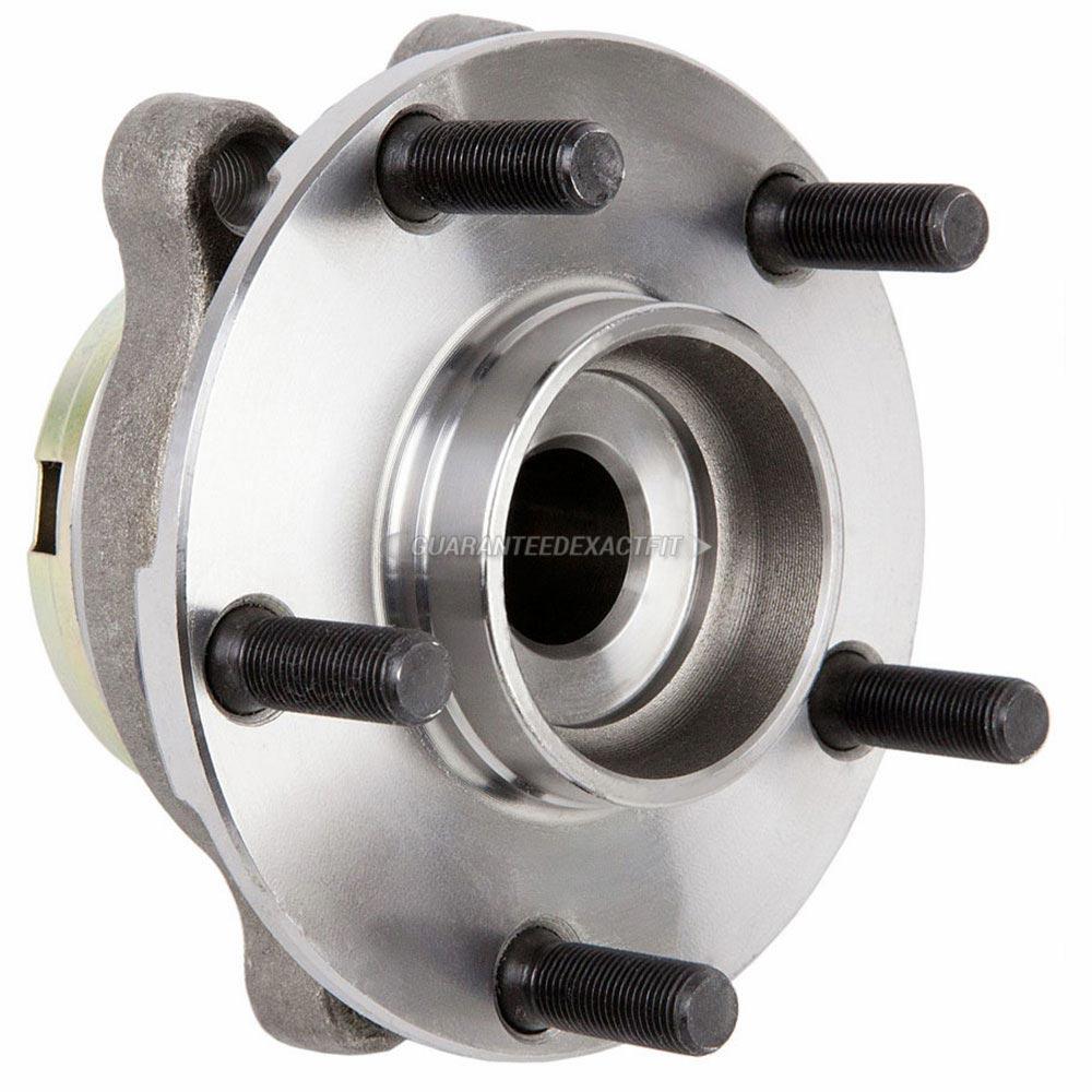 Infiniti FX35 Wheel Hub Assembly