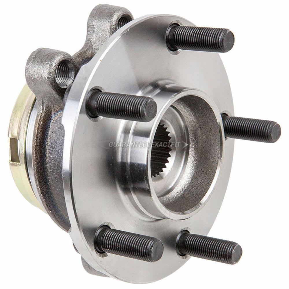 Infiniti M37 Wheel Hub Assembly
