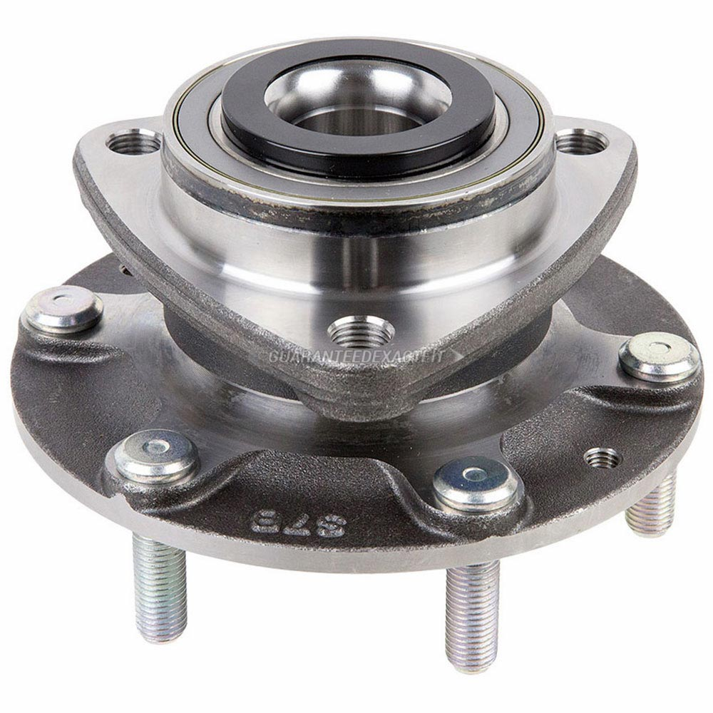 2007 Hyundai Entourage Wheel Hub Assembly