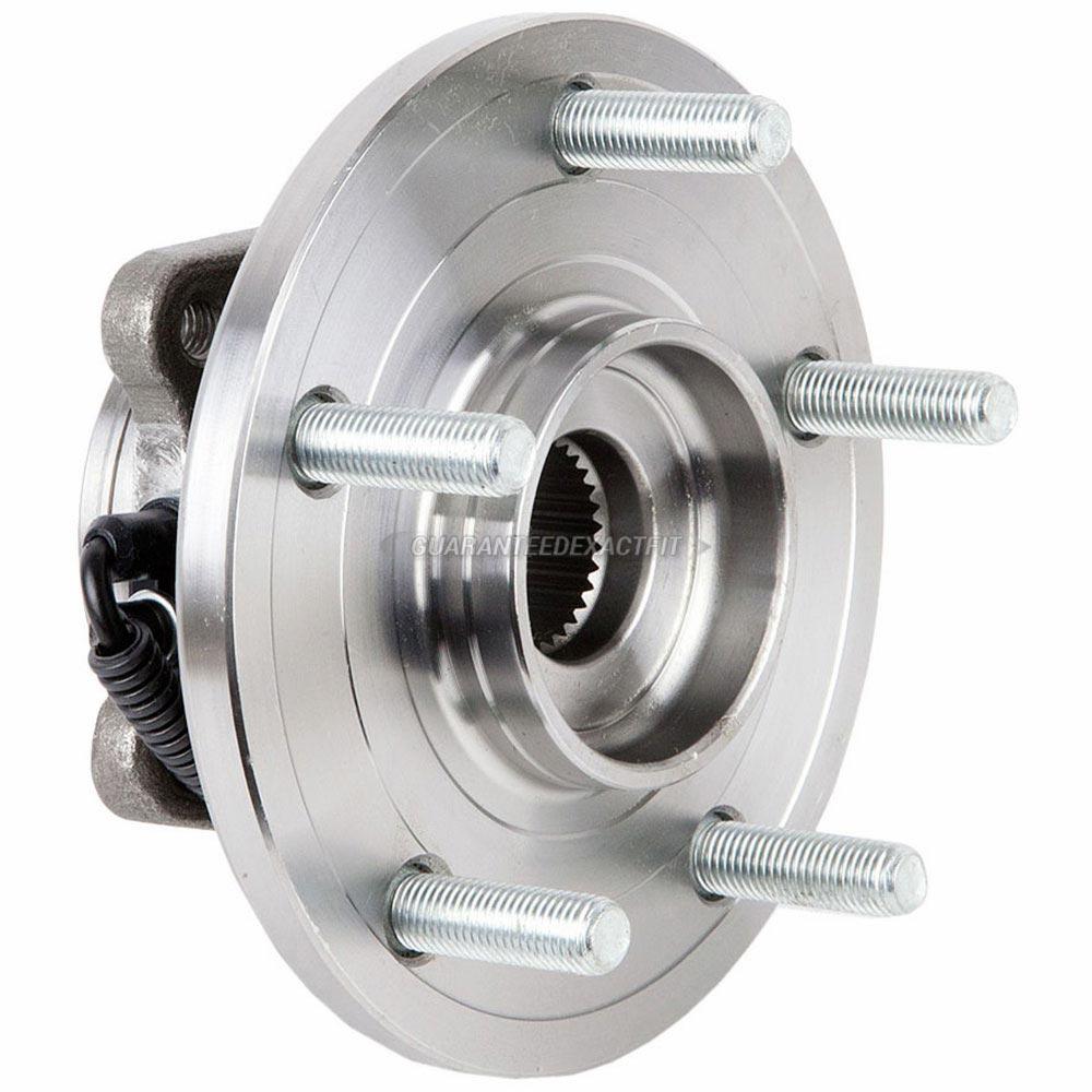 Volkswagen  Wheel Hub Assembly