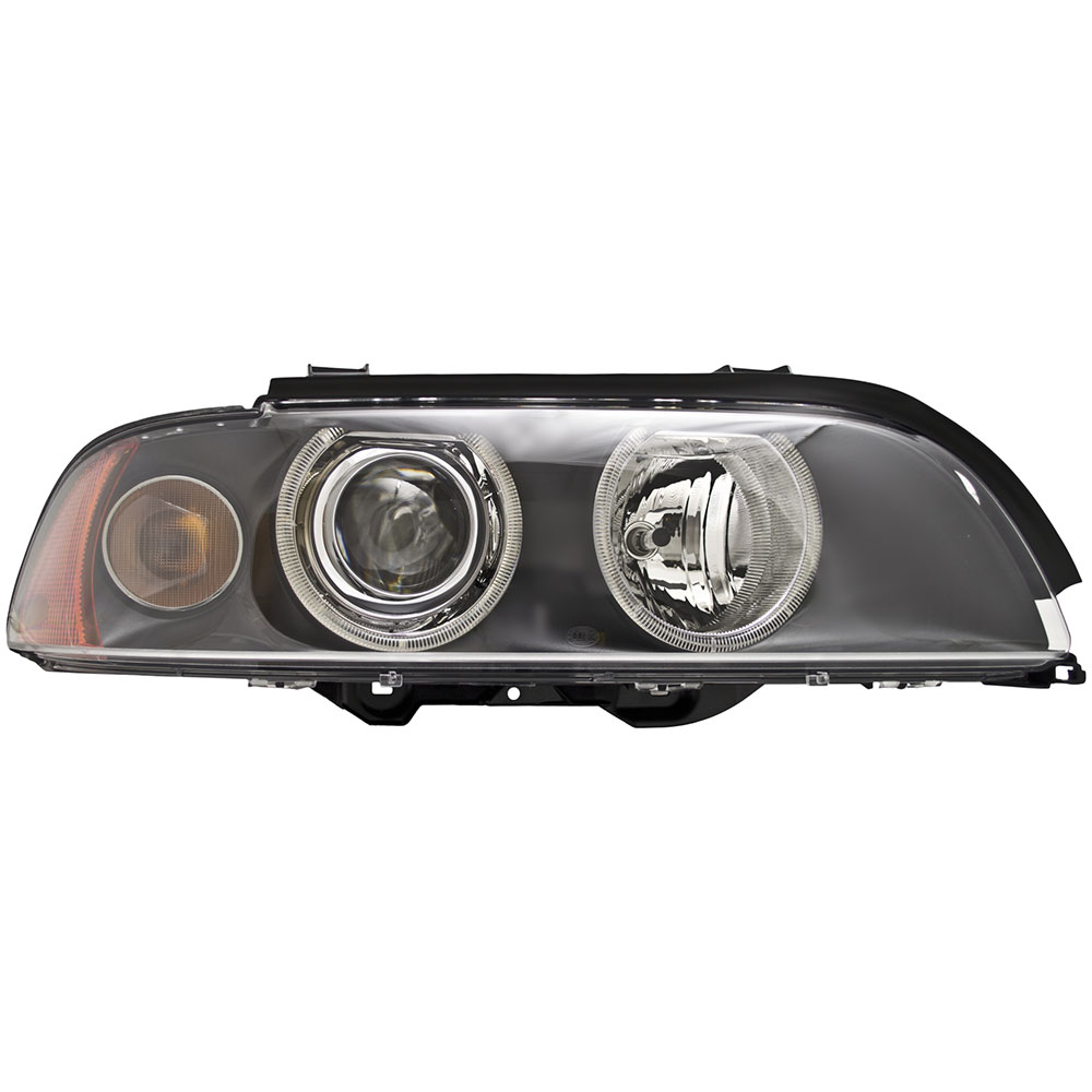 HELLA 008052121 Headlight Assembly