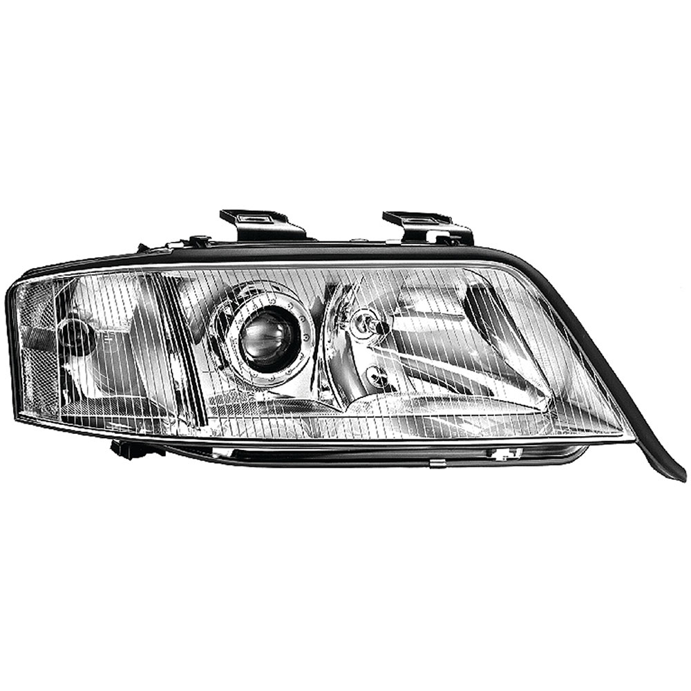 BuyAutoParts 16-80170H2 Headlight Assembly Pair