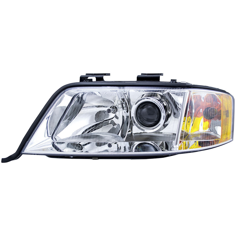 2000 Audi A6 Headlight Assembly