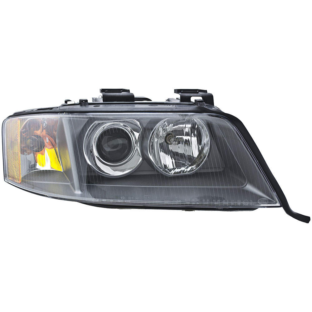 Audi Allroad Quattro Headlight Assembly