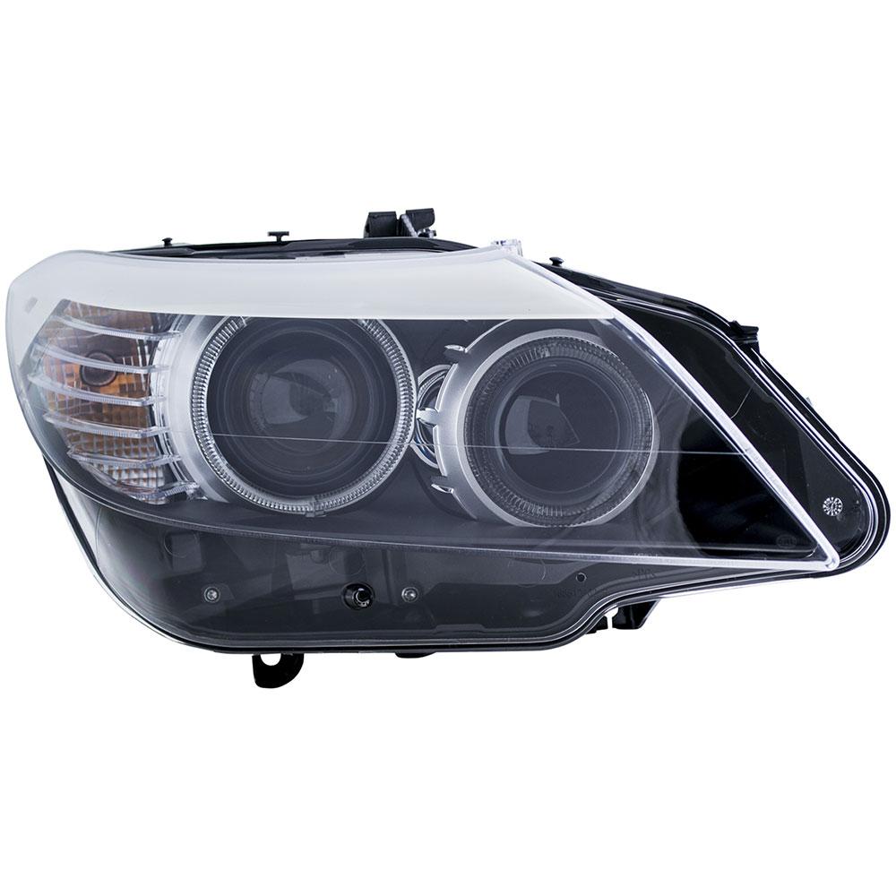 Bmw Z4 Xenon Headlights: 2010 BMW Z4 Headlight Assembly Right Passenger Side
