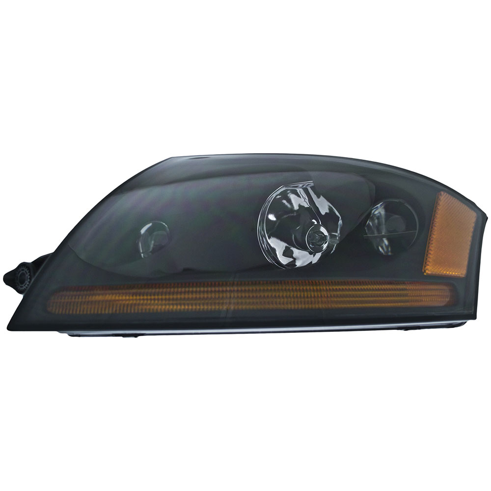 2001 Audi Tt Headlights: 2001 Audi TT Headlight Assembly Pair Headlight Assembly