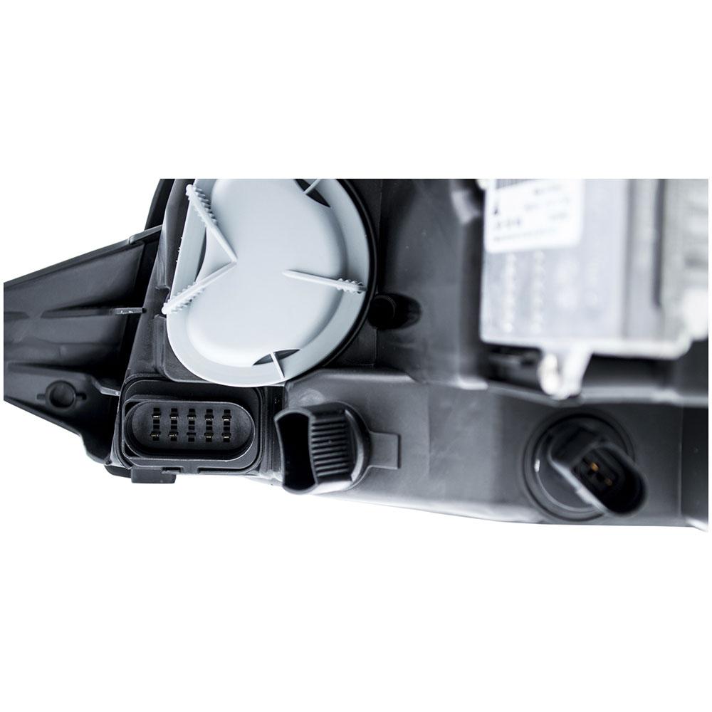 2001 Audi Tt Headlights: 2002 Audi TT Headlight Assembly Right Passenger Side