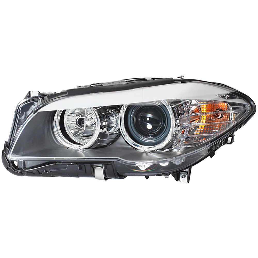 BMW 535i xDrive Headlight Assembly