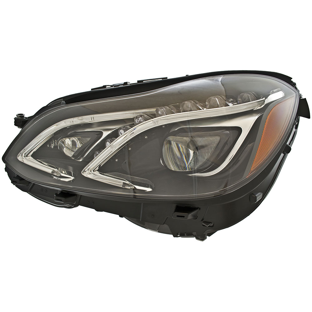 Mercedes Benz E63 AMG Headlight Assembly