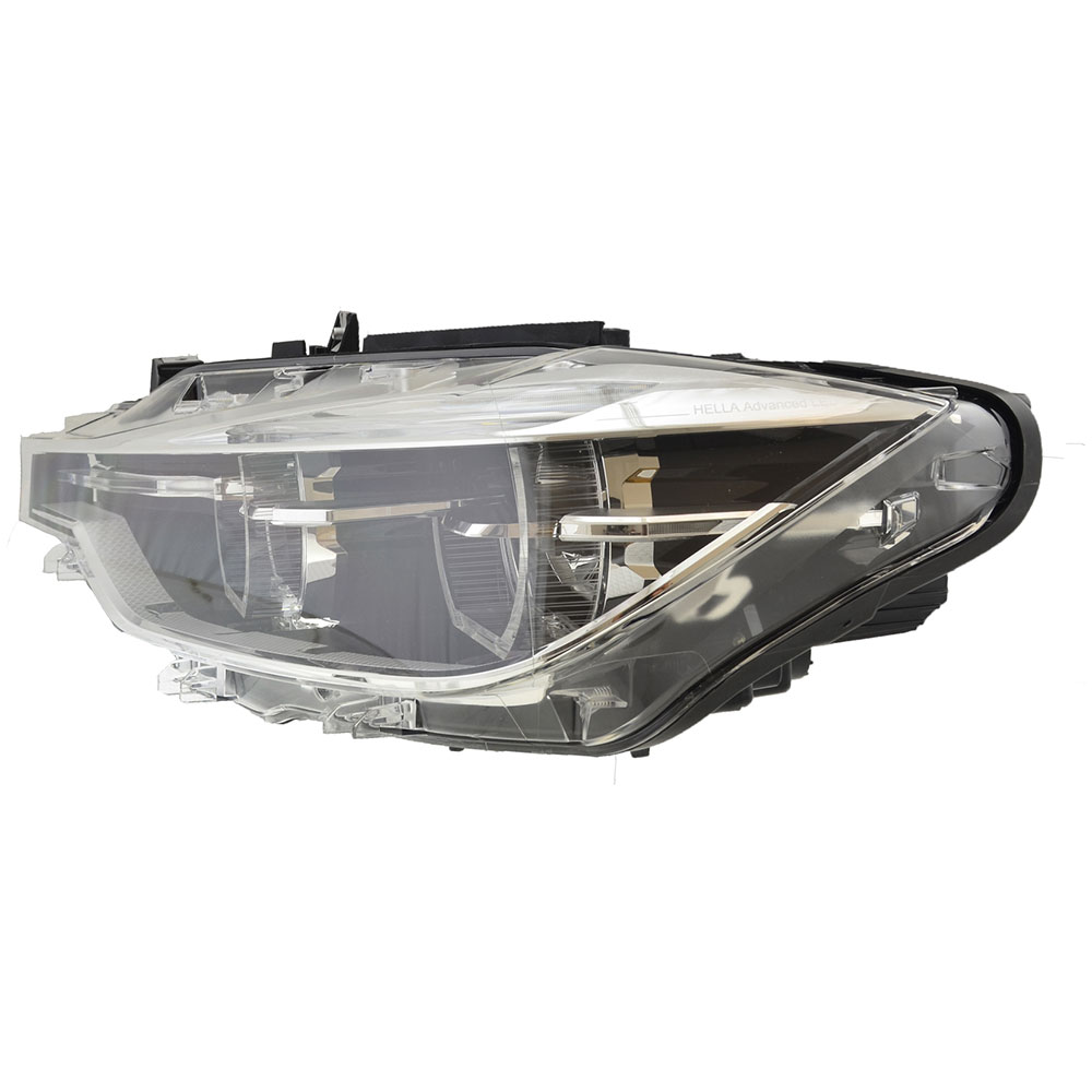 BMW 340i Headlight Assembly