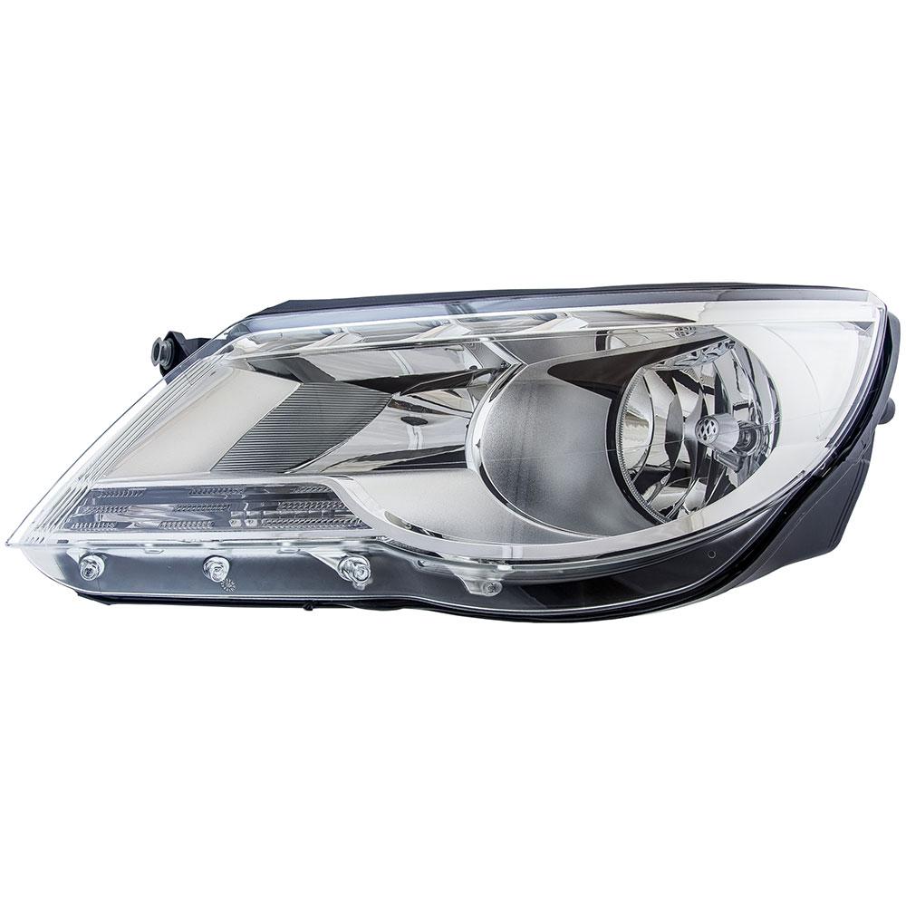 Volkswagen Tiguan Headlight Embly