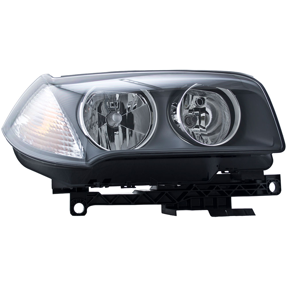 2010 bmw X3 Right Passenger Side - Halogen without Adaptive Headlights  Headlight Assembly