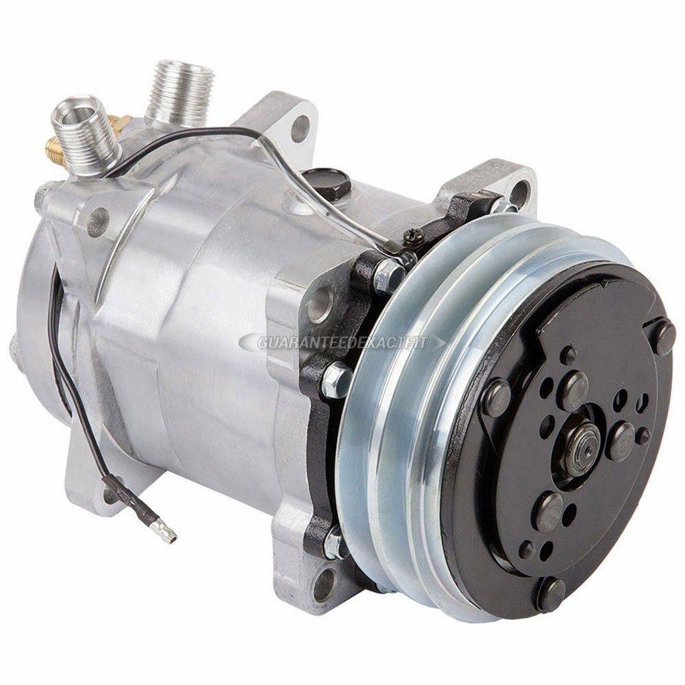 Jeep Cherokee New xSTOREx Compressor w Clutch
