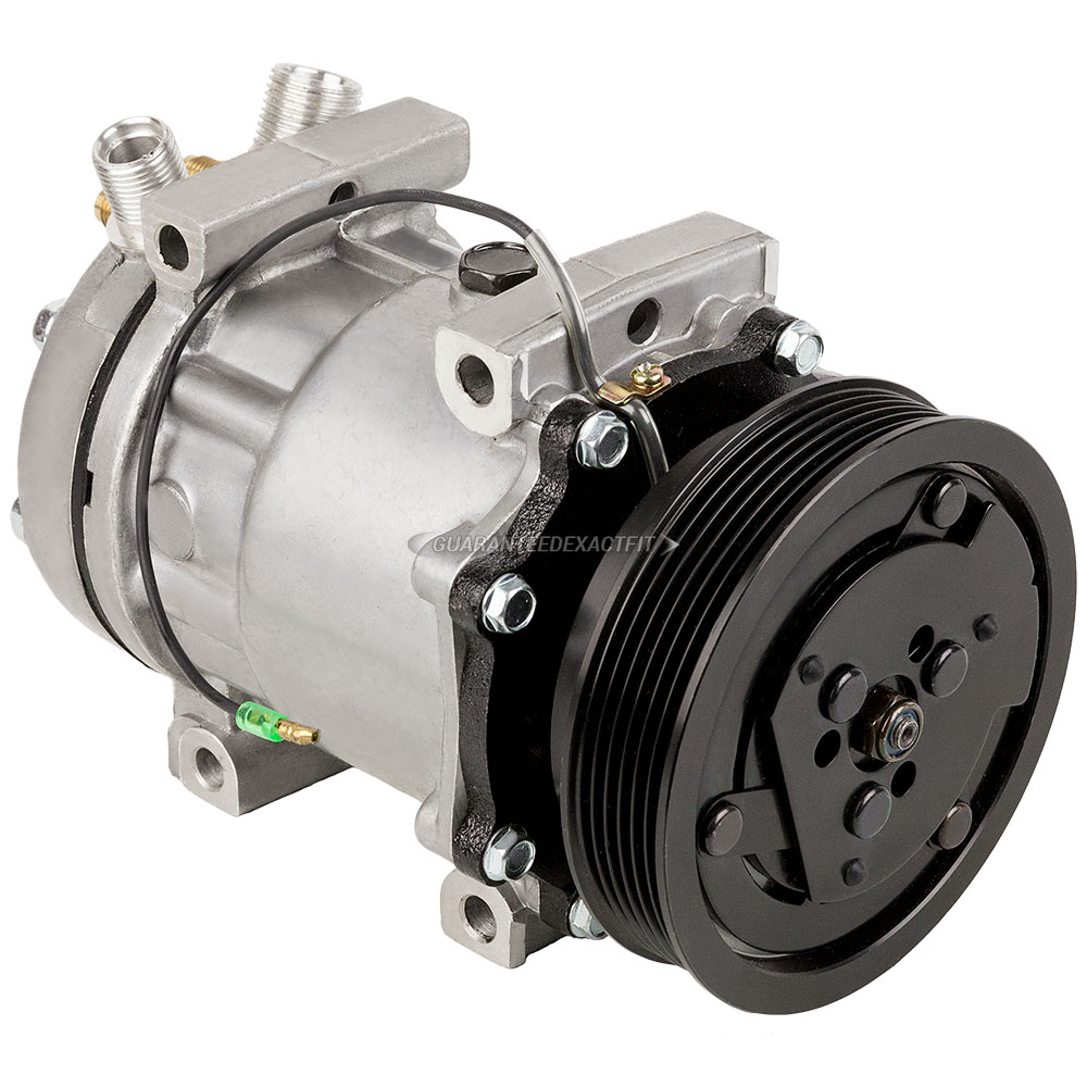 Mercury Topaz New xSTOREx Compressor w Clutch