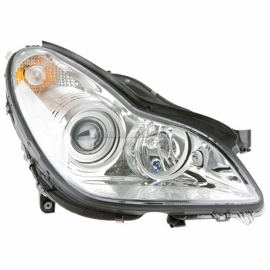 Headlight Assembly 16-00101 HH