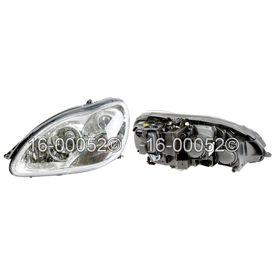 Mercedes benz s350 headlight assembly parts view online for Buy mercedes benz parts online