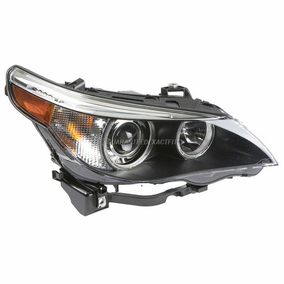 BMW 550 Headlight Assembly