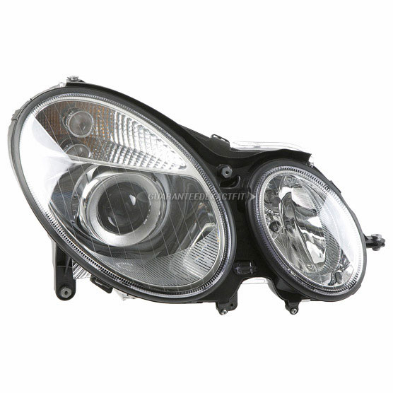 Mercedes_Benz E500 Headlight Assembly