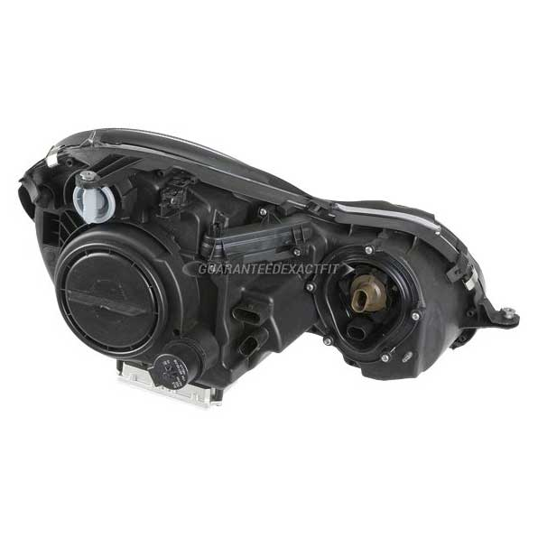 2003 mercedes benz e500 headlight assembly left driver for Mercedes benz headlight assembly