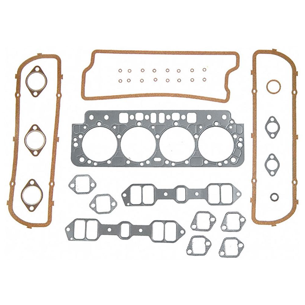 Cadillac Head Gasket Repair: Cadillac Deville Cylinder Head Gasket Sets