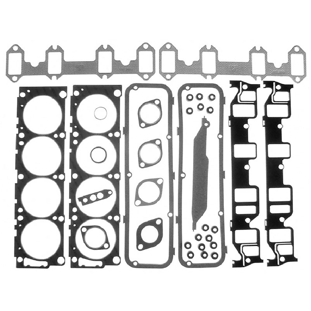 Mercury Monterey Cylinder Head Gasket Sets
