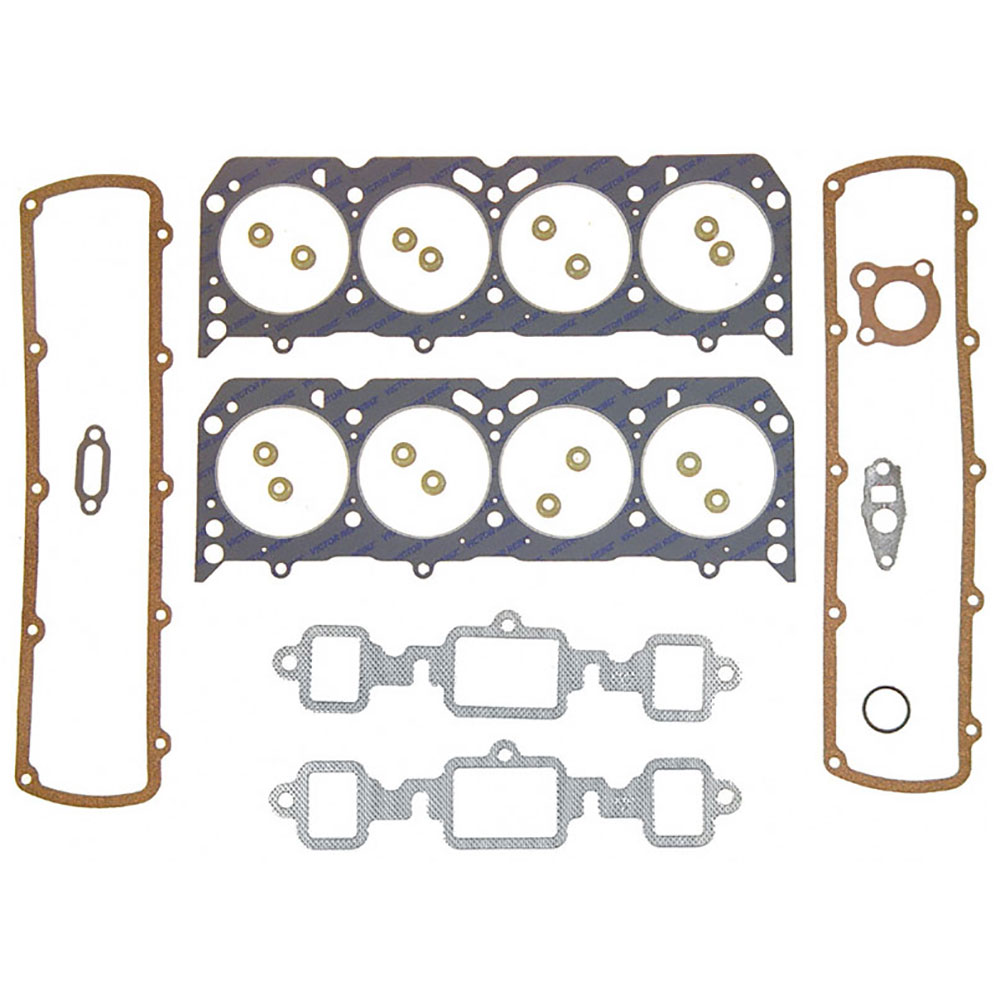 Cylinder Head Gasket Sets 55-80151 ON