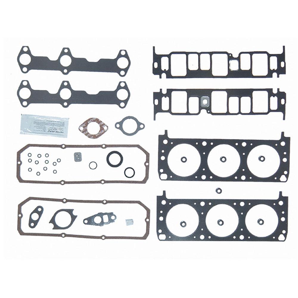 Cylinder Head Gasket Sets 55-80177 ON