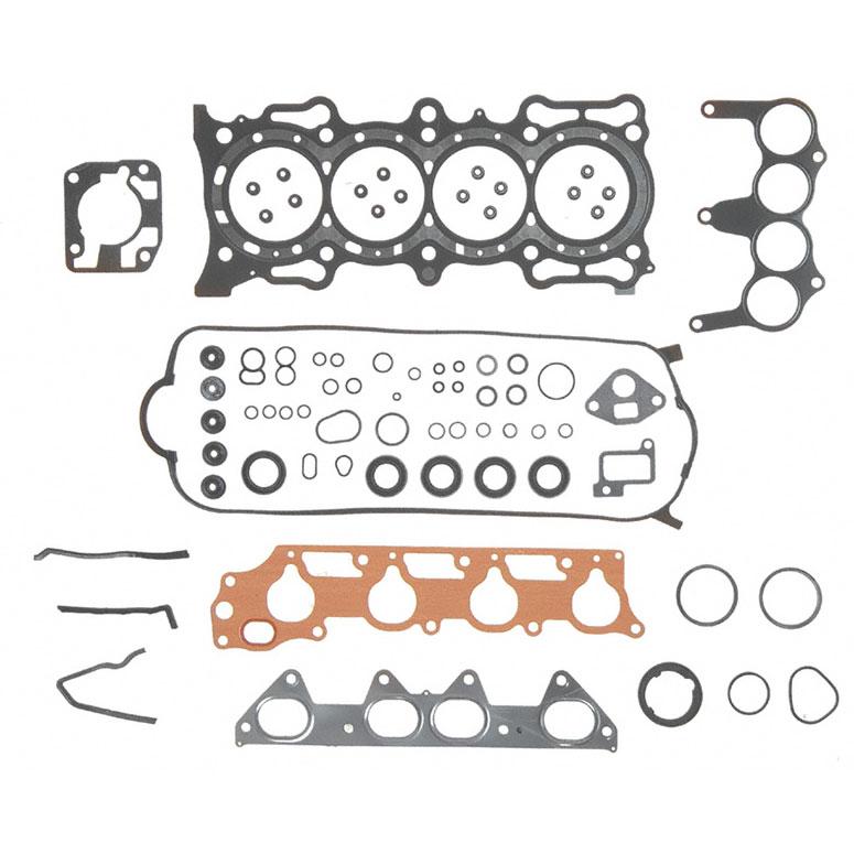 honda accord cylinder head gasket sets parts  view online