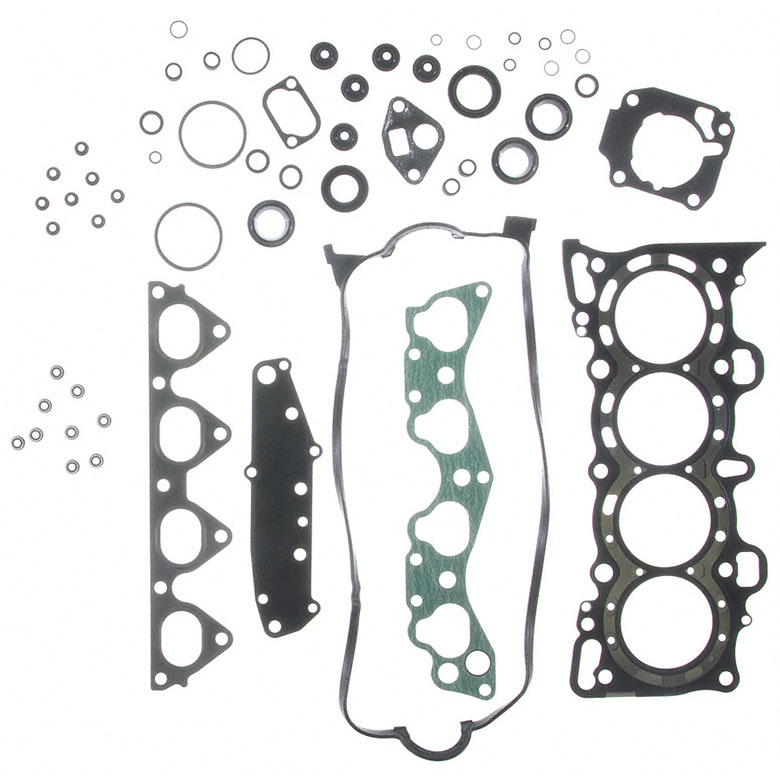 Honda Civic Cylinder Head Gasket Sets Parts, View Online
