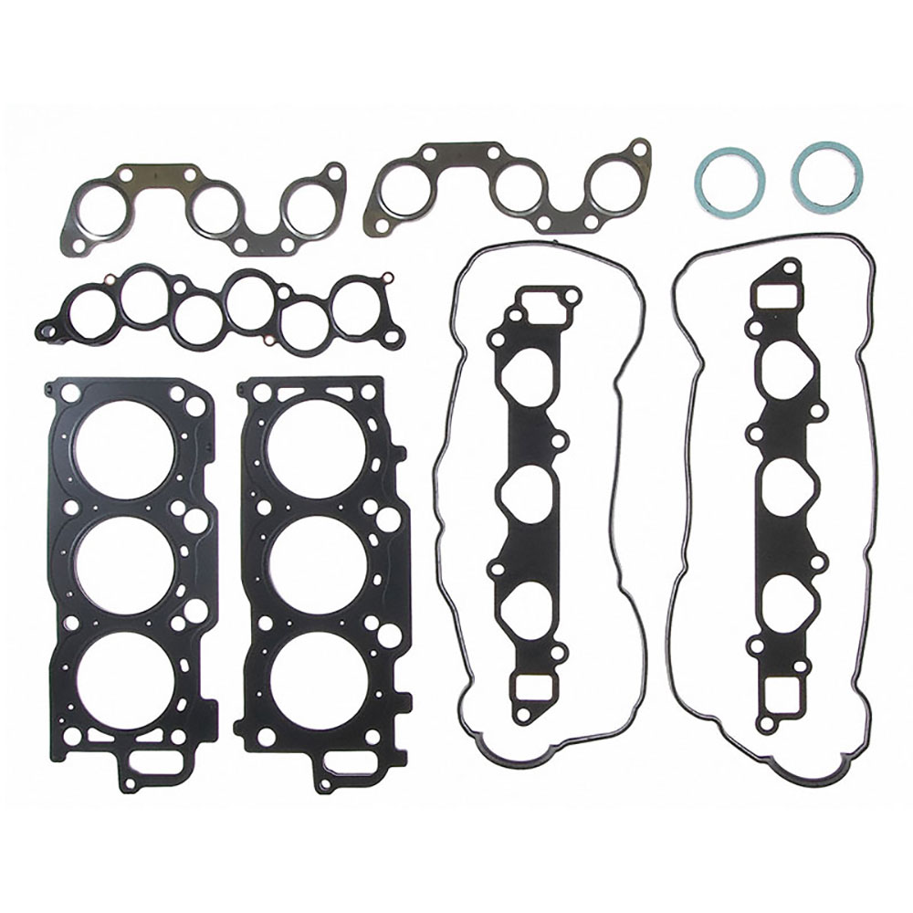 Engine Cylinder Head Gasket Fits 1994 2000 Toyota Camry: Toyota Sienna Cylinder Head Gasket Sets Parts, View Online