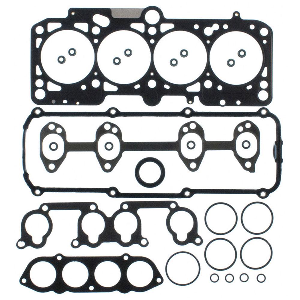 Volkswagen Jetta 2000 Engine Cylinder Head Gasket: 2001 Volkswagen Jetta Cylinder Head Gasket Sets 2.0L