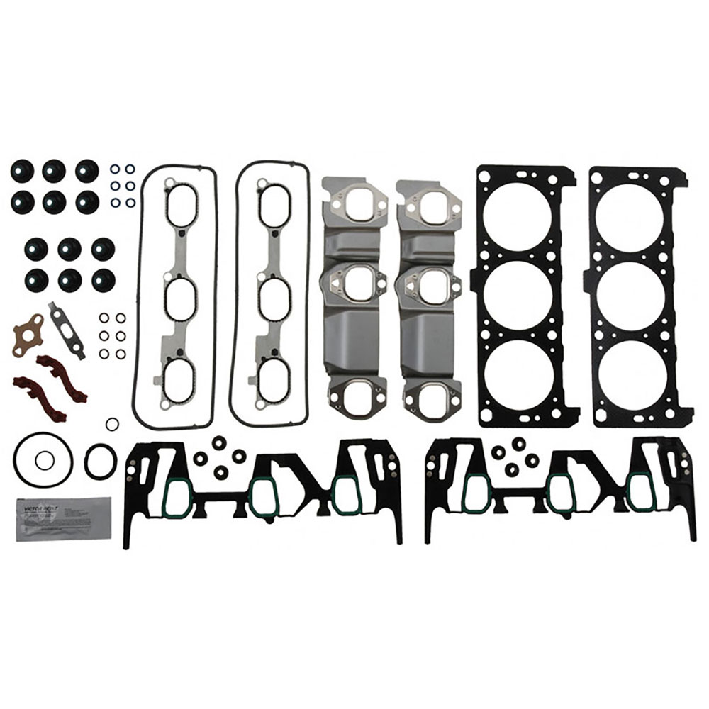 2006 Pontiac Montana Cylinder Head Gasket Sets 3 5l Engine