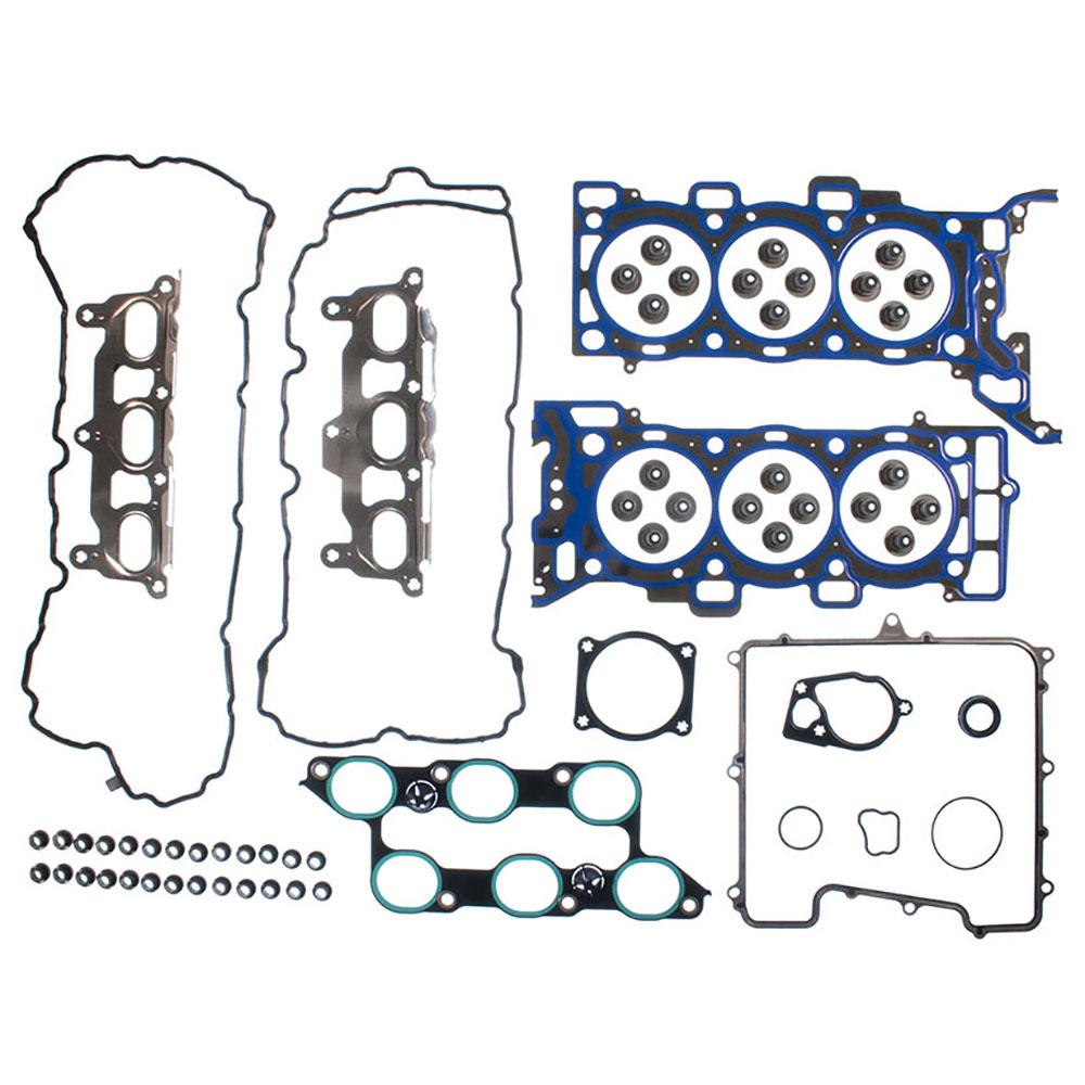 Cadillac Head Gasket Repair: 2009 Cadillac CTS Cylinder Head Gasket Sets 3.6L Engine