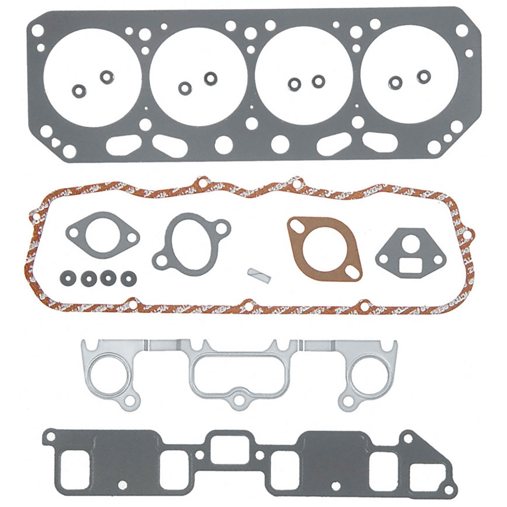 Cylinder Head Gasket Sets Oem For Chevrolet Celebrity Pontiac Fiero Power Steering