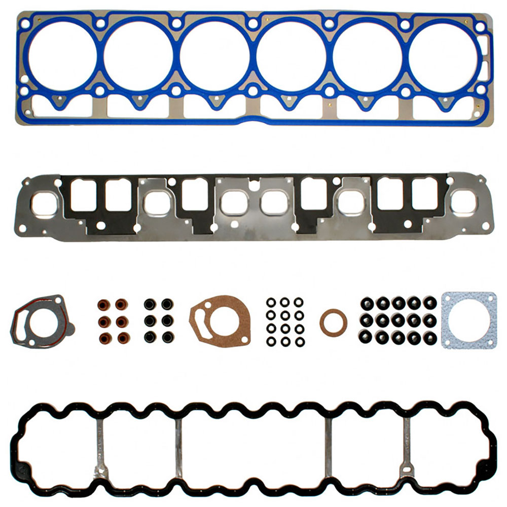 Jeep Wrangler Cylinder Head Gasket Sets Parts, View Online
