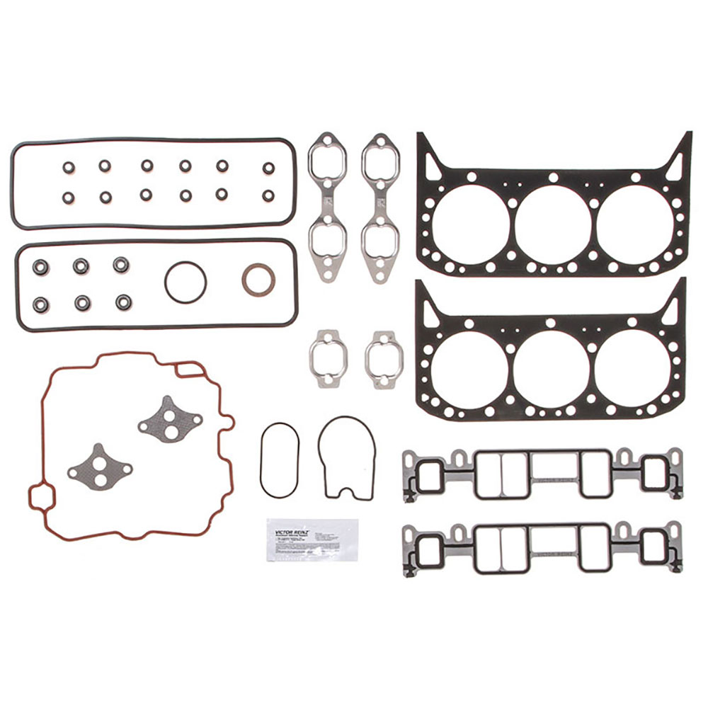 1996 Gmc Safari Cargo Head Gasket: 1998 Chevrolet Astro Van Cylinder Head Gasket Sets 4.3L