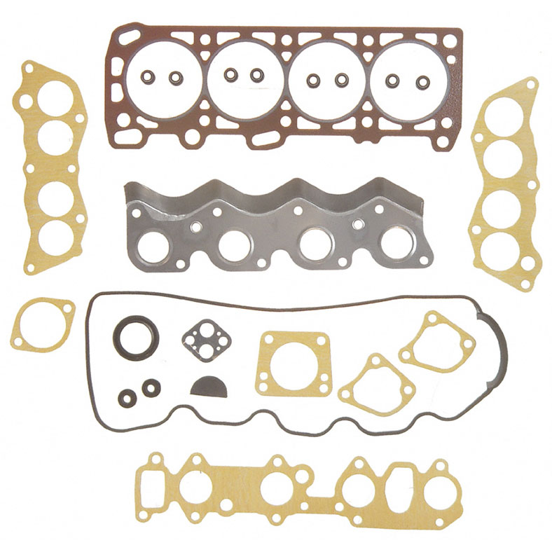 1994 Mitsubishi Precis Head Gasket: Plymouth Laser Cylinder Head Gasket Sets Parts, View
