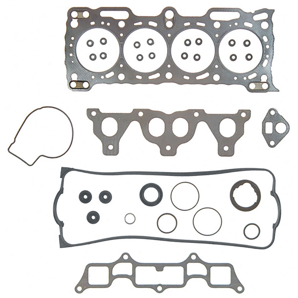 1990 Honda Prelude Cylinder Head Gasket Sets 2.0L Engine