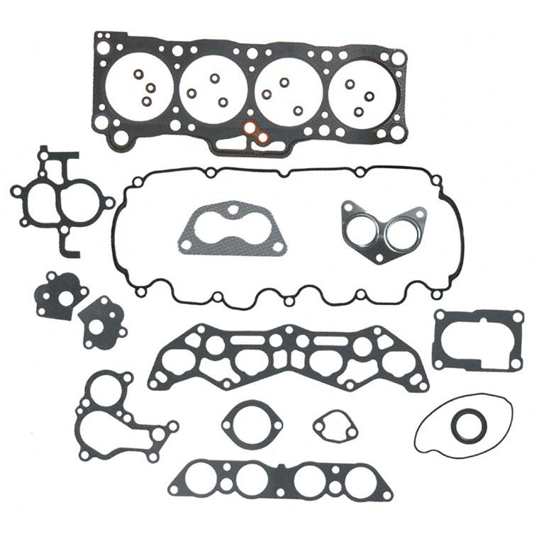 1990 Mazda 626 Cylinder Head Gasket Sets 2.2L Engine