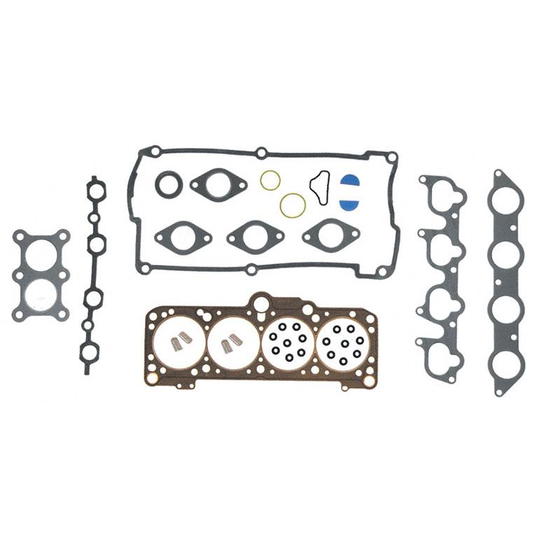 Volkswagen Jetta 2000 Engine Cylinder Head Gasket: 1992 Volkswagen Jetta Cylinder Head Gasket Sets 2.0L