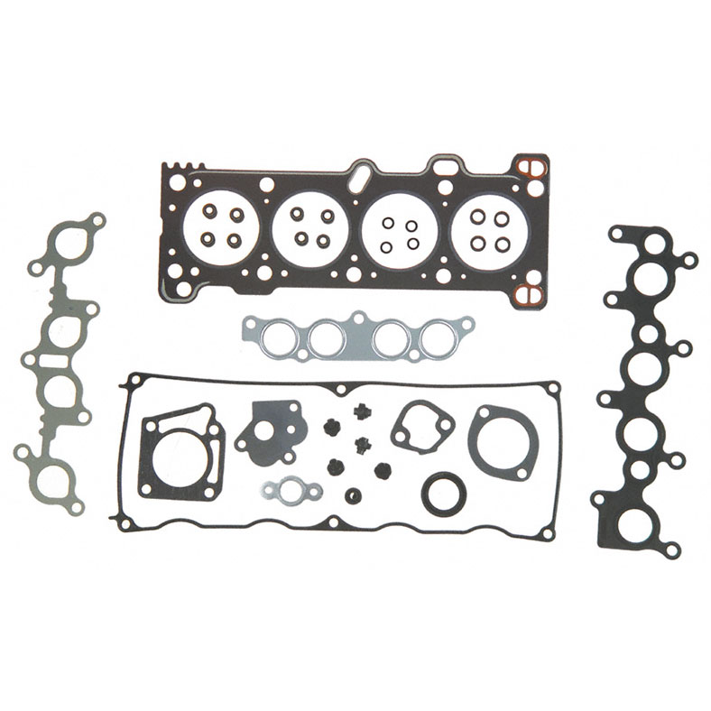 Ford Festiva Cylinder Head Gasket Sets Parts, View Online