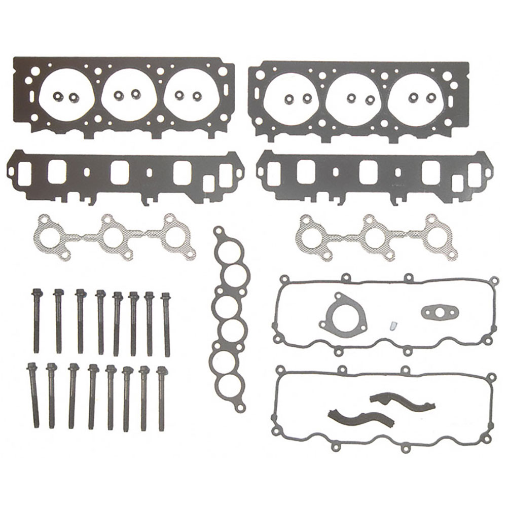 1992 Ford Tempo Cylinder Head Gasket Sets