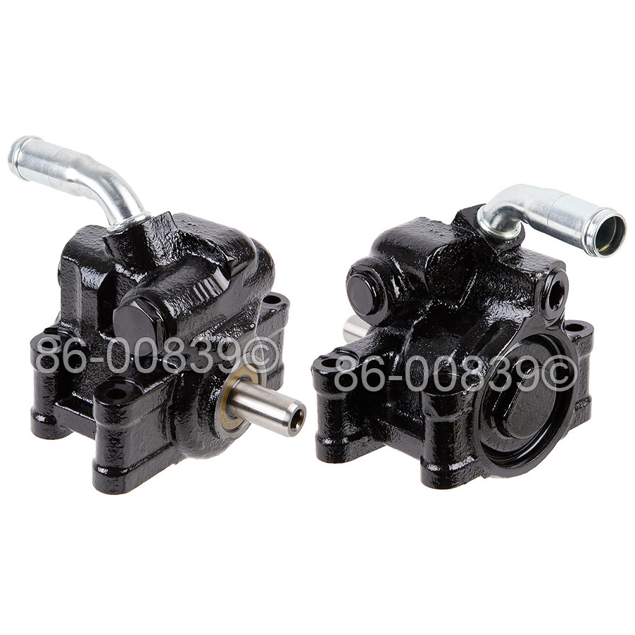 Jaguar  Power Steering Pump