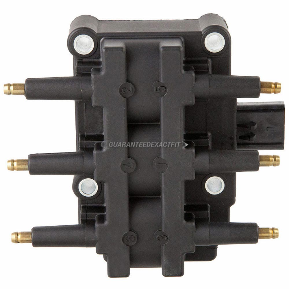 2007 Chrysler Town And Country Ignition Coil All Models 32